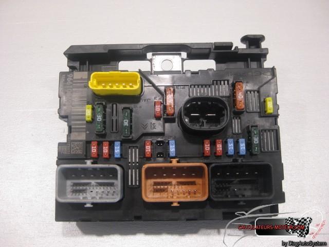 Boitier Bsm Valeo R09 Peugeot Citroen Psa R 233 F 233 Rence